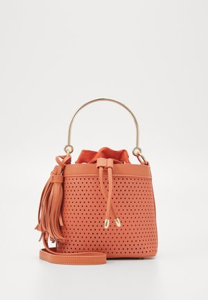 Handväska - hibiscus