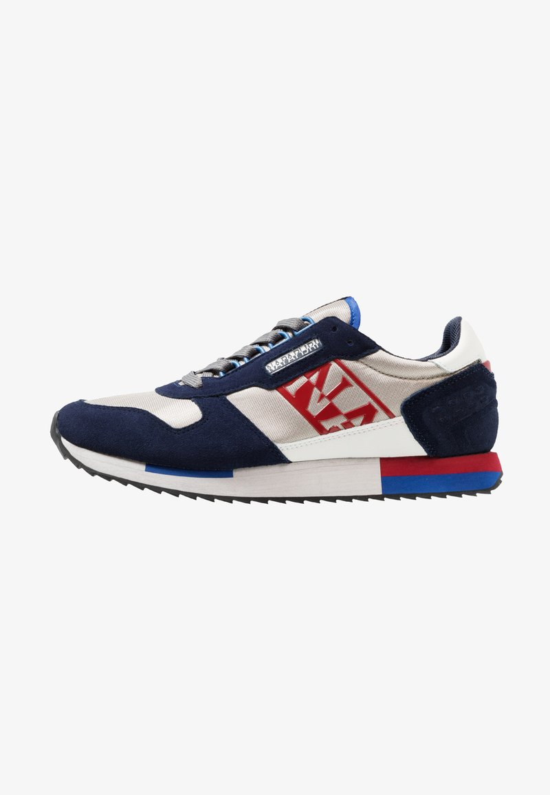 Napapijri - Sneaker low - white/red/navy