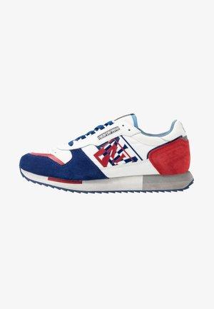 Sneakersy niskie - white/navy/red