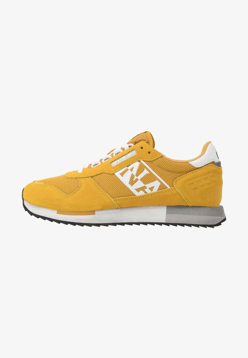 Napapijri - Baskets basses - freesia yellow