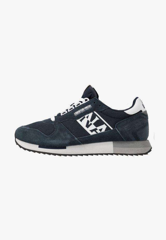 Sneakers laag - blue marine
