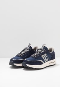 Napapijri - Sneakersy niskie - blue marine - 2