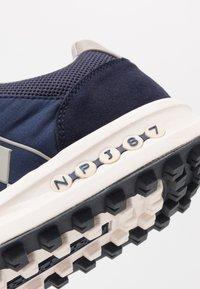 Napapijri - Sneakersy niskie - blue marine - 5