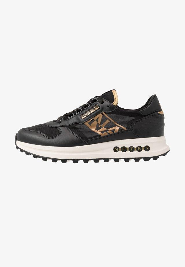 Sneaker low - black/platinum