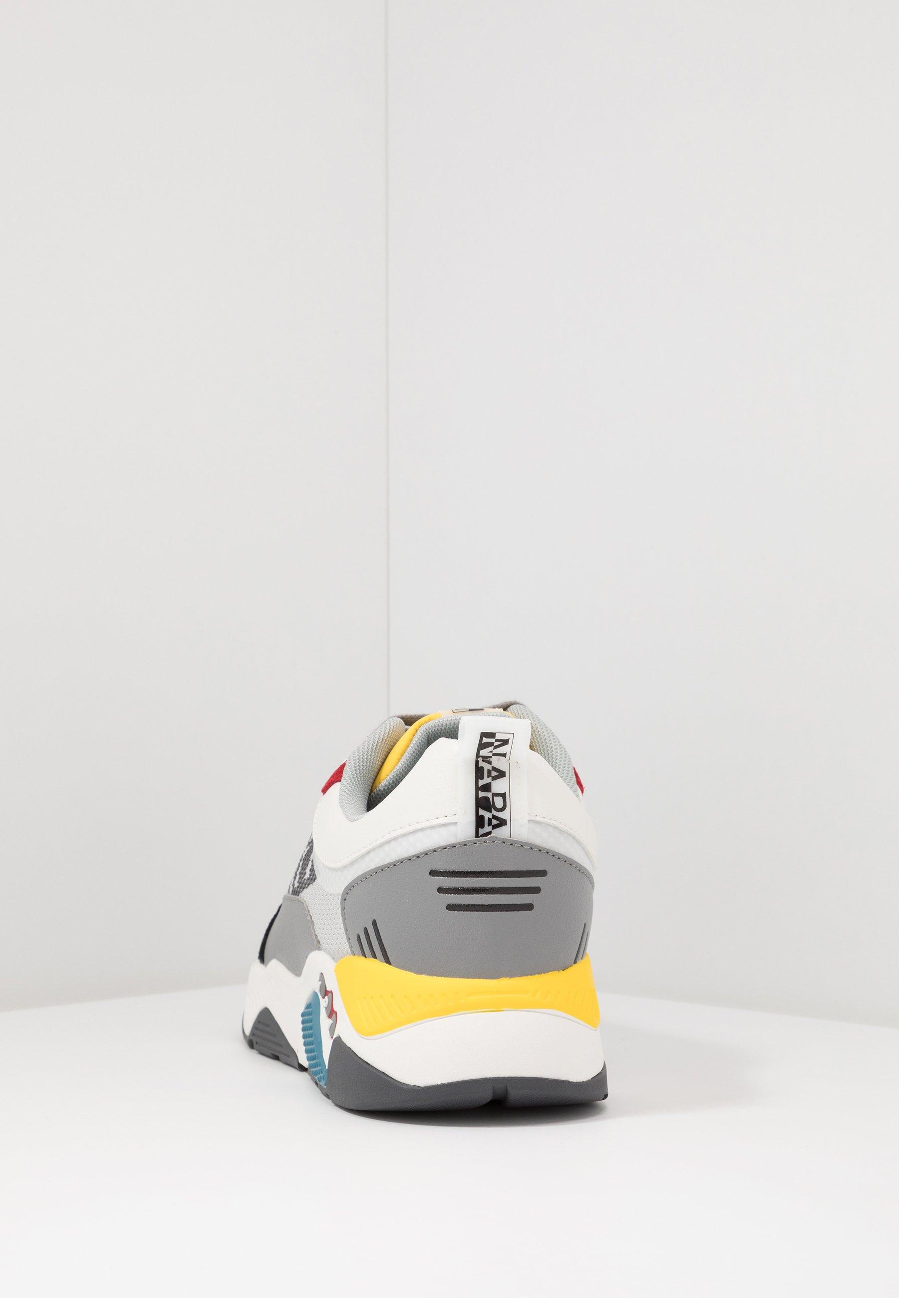 Napapijri Baskets Basses - Black/grey/white