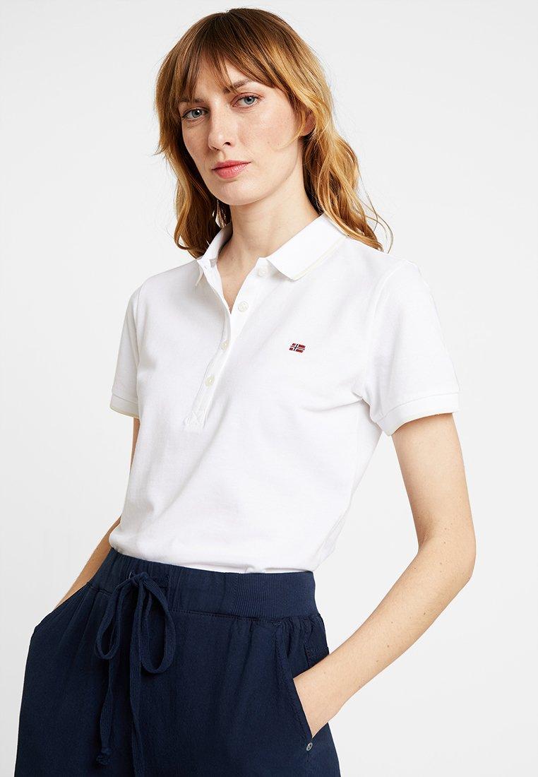Napapijri - ELMA - Polo shirt - bright white