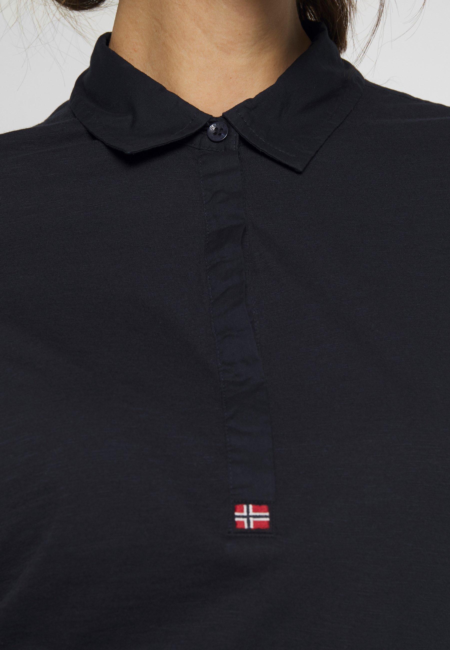 Napapijri ENORA - Koszulka polo - blu marine