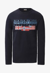 Napapijri - SCOTT - Maglietta a manica lunga - blue marine - 6
