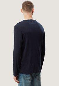 Napapijri - SCOTT - Maglietta a manica lunga - blue marine - 2