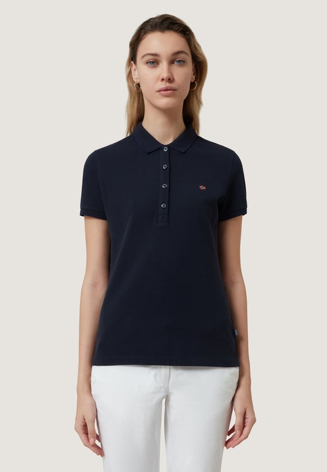 ELMA  - Polo shirt - marine blue