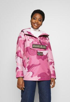RAINFOREST  - Vindjakke - pink