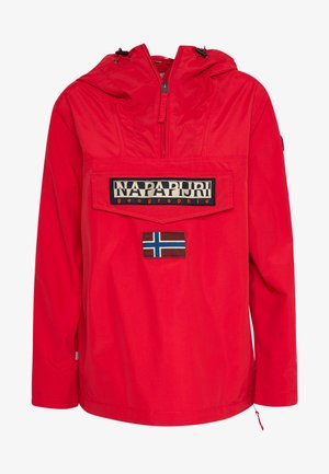 RAINFOREST - Windbreaker - bright red