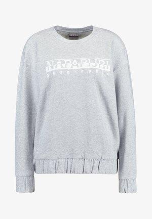 BEVORA - Sweater - light grey melange