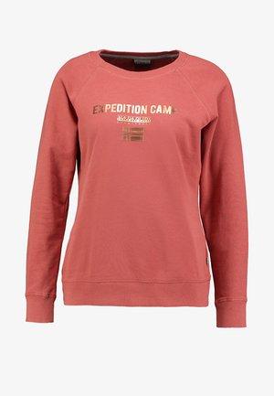 BONTHE - Sweatshirt - mineral pink