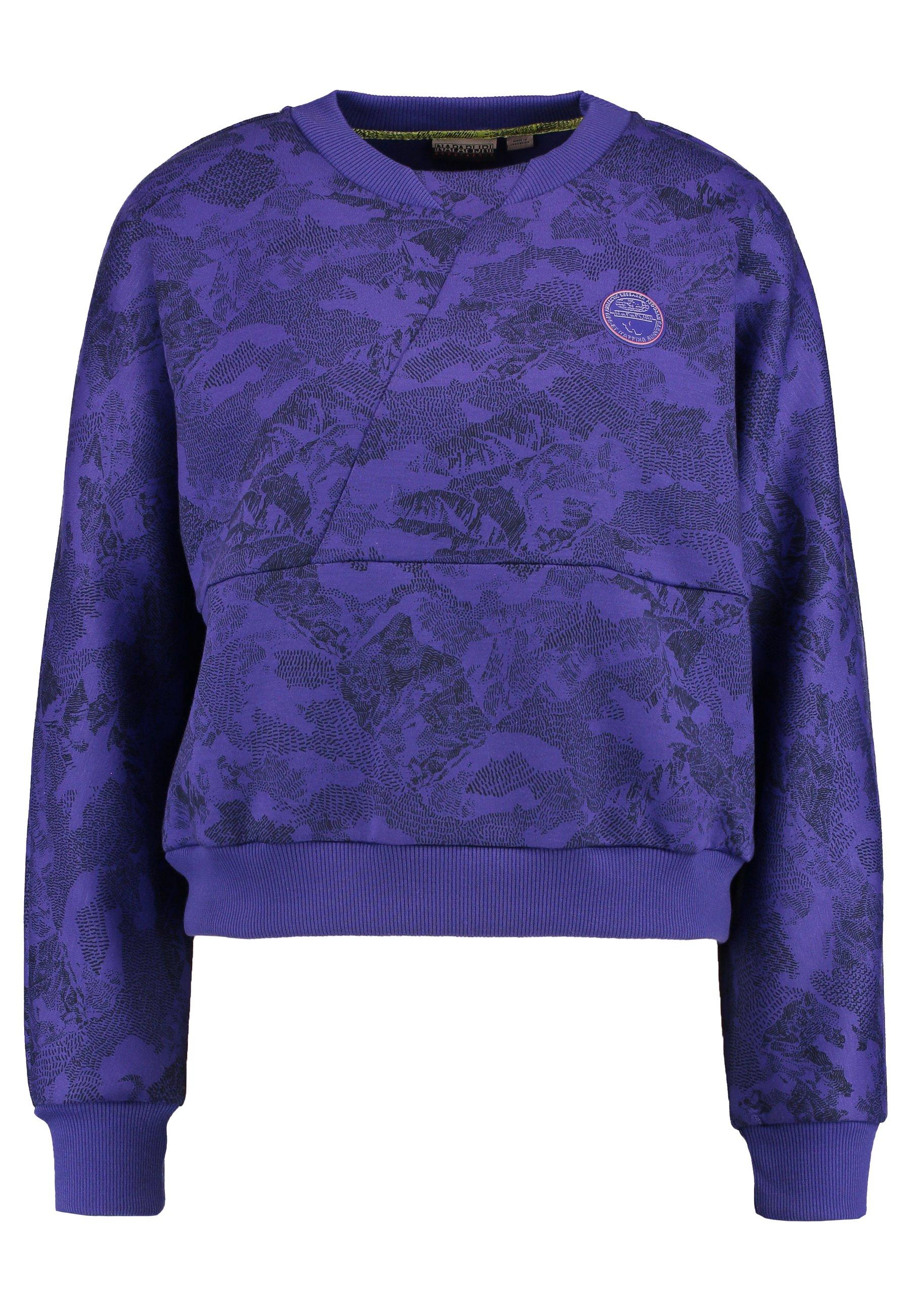 Napapijri Biel Print - Sweater Fantasy DnRzlIv3