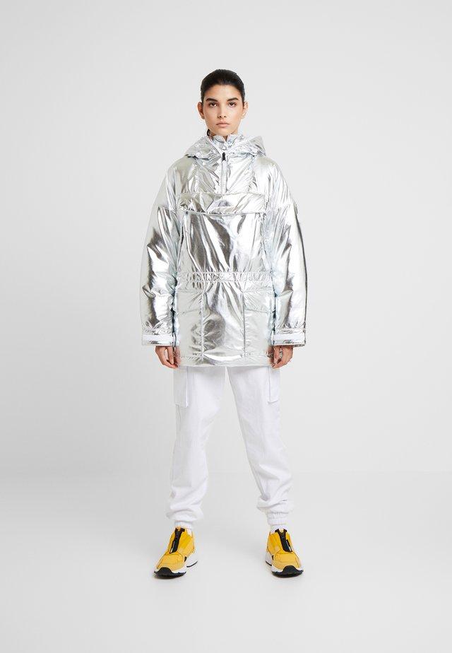 SKIDOO - Abrigo de invierno - metallic silver