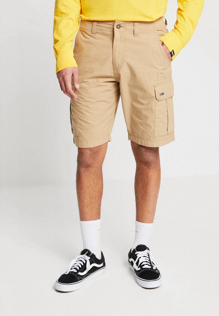 Napapijri - NOTO 2  - Shorts - mineral beige