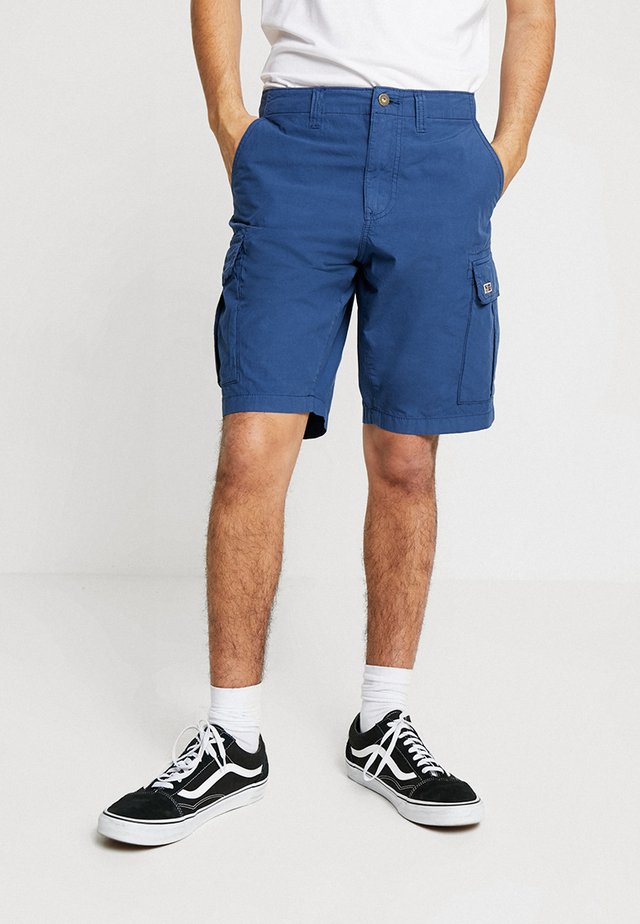 NOTO 2  - Shorts - dark denim