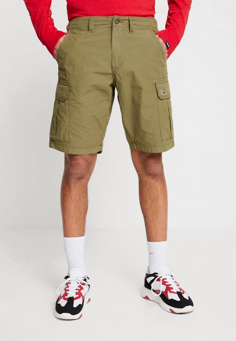 Napapijri - NOTO 2  - Shorts - new olive green