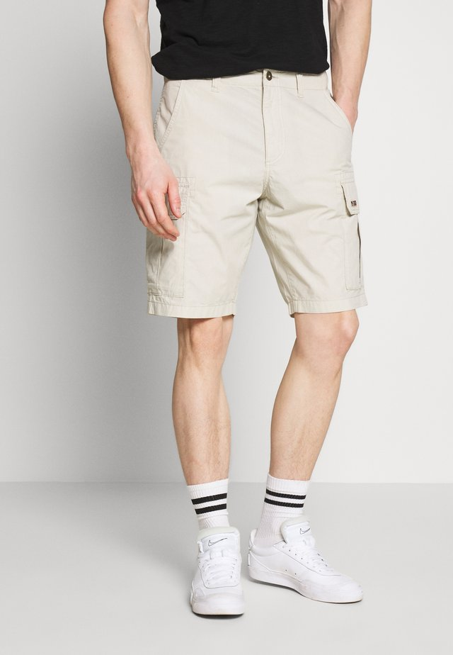 NOTO - Shorts - dove grey
