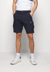Napapijri - NOTO - Shorts - blue marine - 0