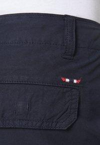 Napapijri - NOTO - Shorts - blue marine - 4