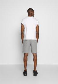 Napapijri - NERT - Pantalones deportivos - med grey mel - 2