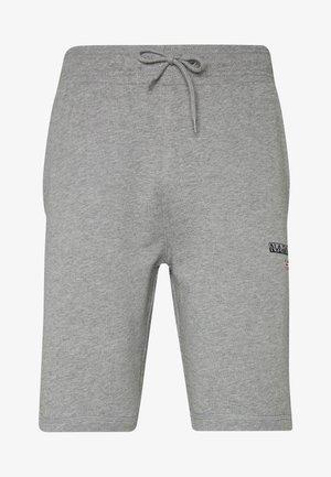 NERT - Pantalones deportivos - med grey mel