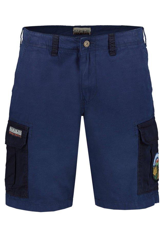 NISHOP - Shorts - bleu (50)