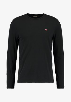 SENOS LS - Maglietta a manica lunga - black