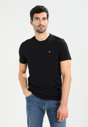 SENOS CREW - Camiseta básica - black