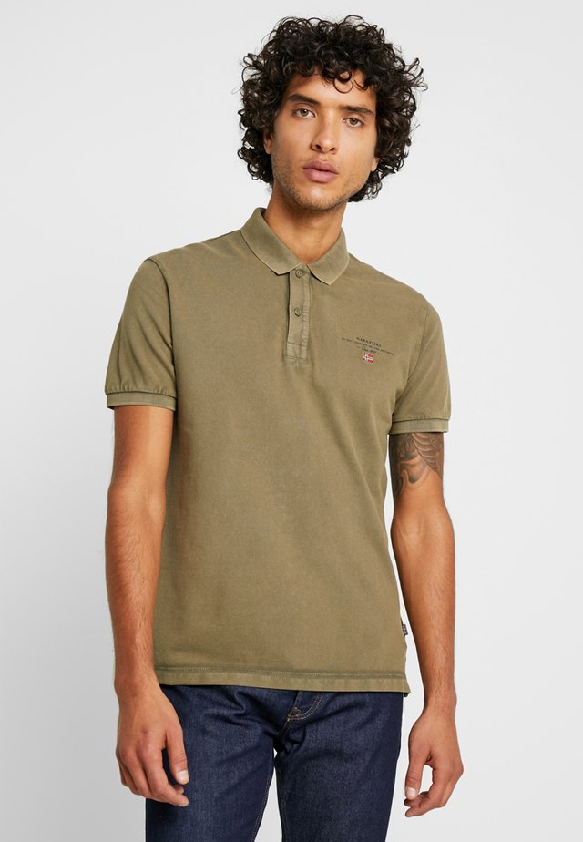 ELBAS - Polo shirt - new olive green