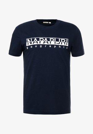 EMBRO - T-shirts print - blue