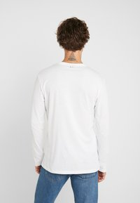 Napapijri - SGREEN LS  - Långärmad tröja - bright white - 2