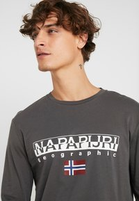 Napapijri - Maglietta a manica lunga - volcano - 3
