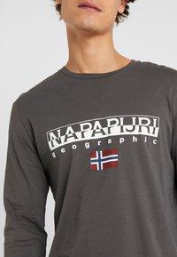 Napapijri - Maglietta a manica lunga - volcano - 5