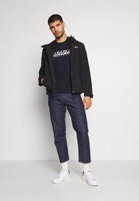 Napapijri - SOLANOS - Camiseta estampada - marine - 3