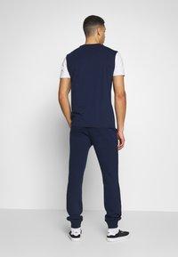 Napapijri - SARAS - Camiseta estampada - medieval blue - 2