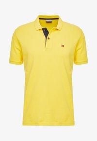 Napapijri - Koszulka polo - freesia yellow - 5