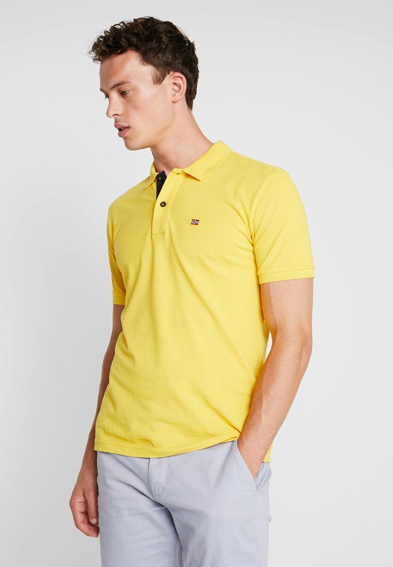 Napapijri - Koszulka polo - freesia yellow