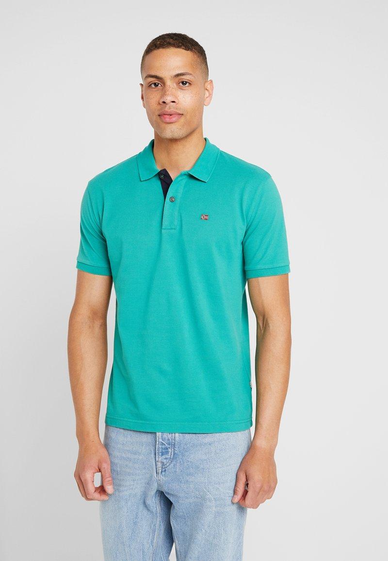 Napapijri - Koszulka polo - alhambra green