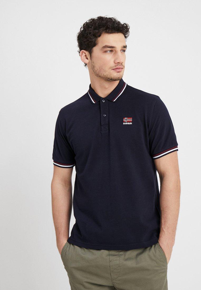Napapijri - ESTRAND - Polo shirt - blue marine