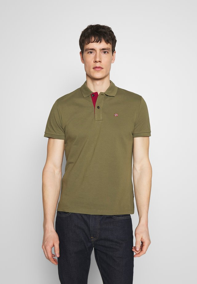 EZY - Poloshirt - new olive green