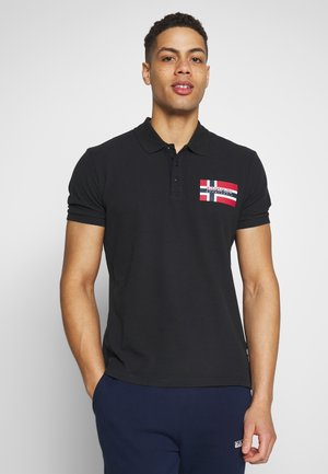 EOVICO - Polo shirt - black