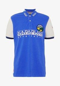 Napapijri - EISHOP - Polo - ultramarine blu - 4
