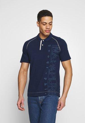 ELTON - Koszulka polo - medieval blue