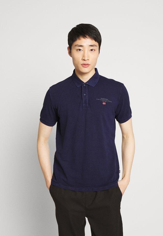 ELBAS - Polo shirt - medieval blue