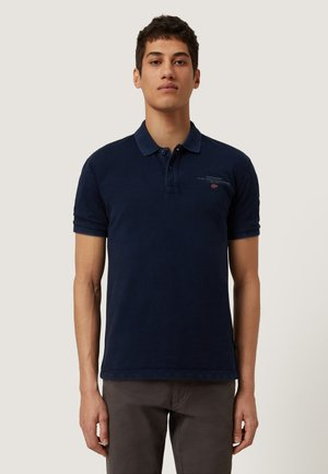 ELBAS - Poloshirt - blu marine