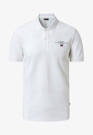 ELBAS - Koszulka polo - white