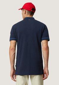 Napapijri - ELICE - Koszulka polo - medieval blue - 1